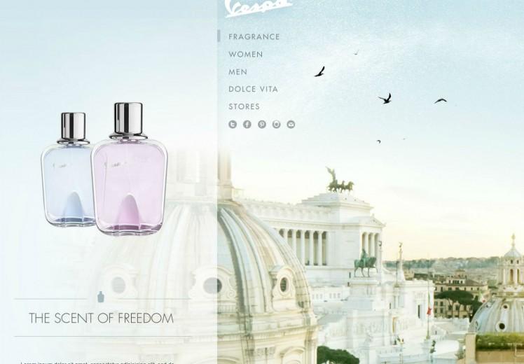 Découvrir le projet Vespa Fragrance