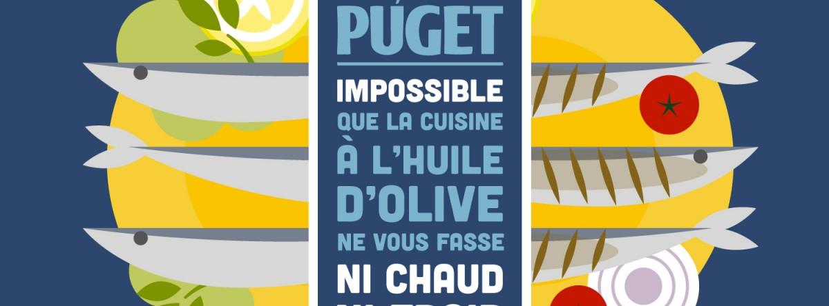 Puget – Social media