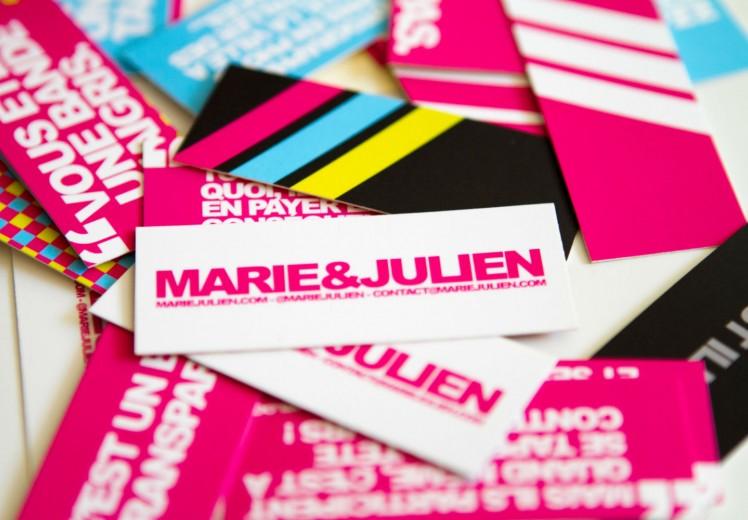 Découvrir le projet Blog Mariejulien.com