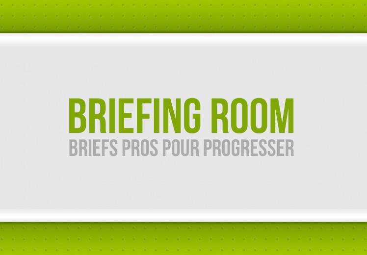 Découvrir le projet Briefing Room