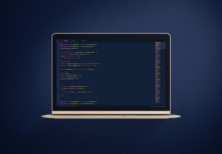 Découvrir le projet Thèmes syntaxiques Atom