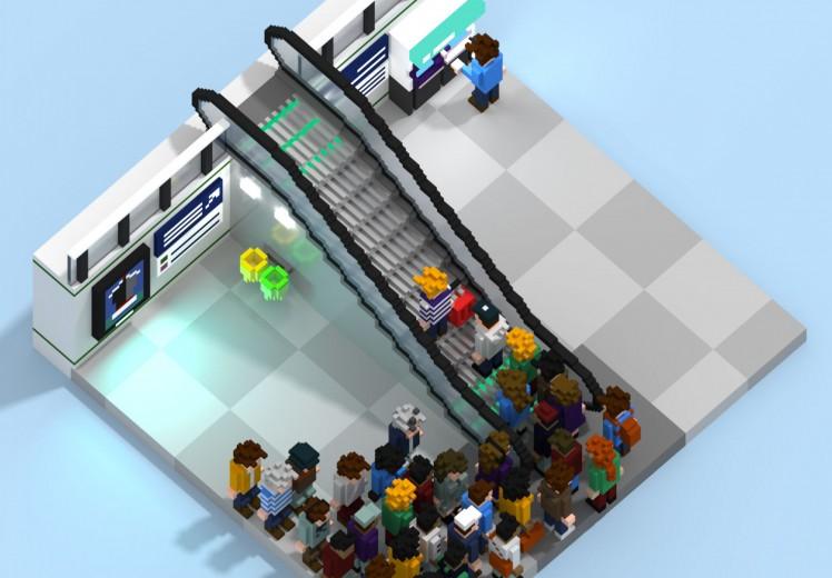 Découvrir le projet Voxels frais, voxels variés
